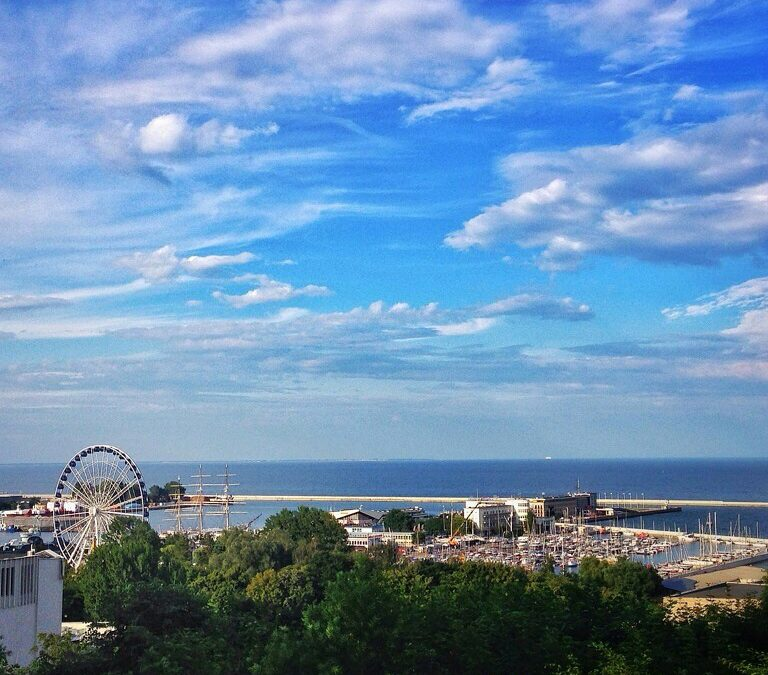 Sezon wakacyjny w Gdyni czas start!